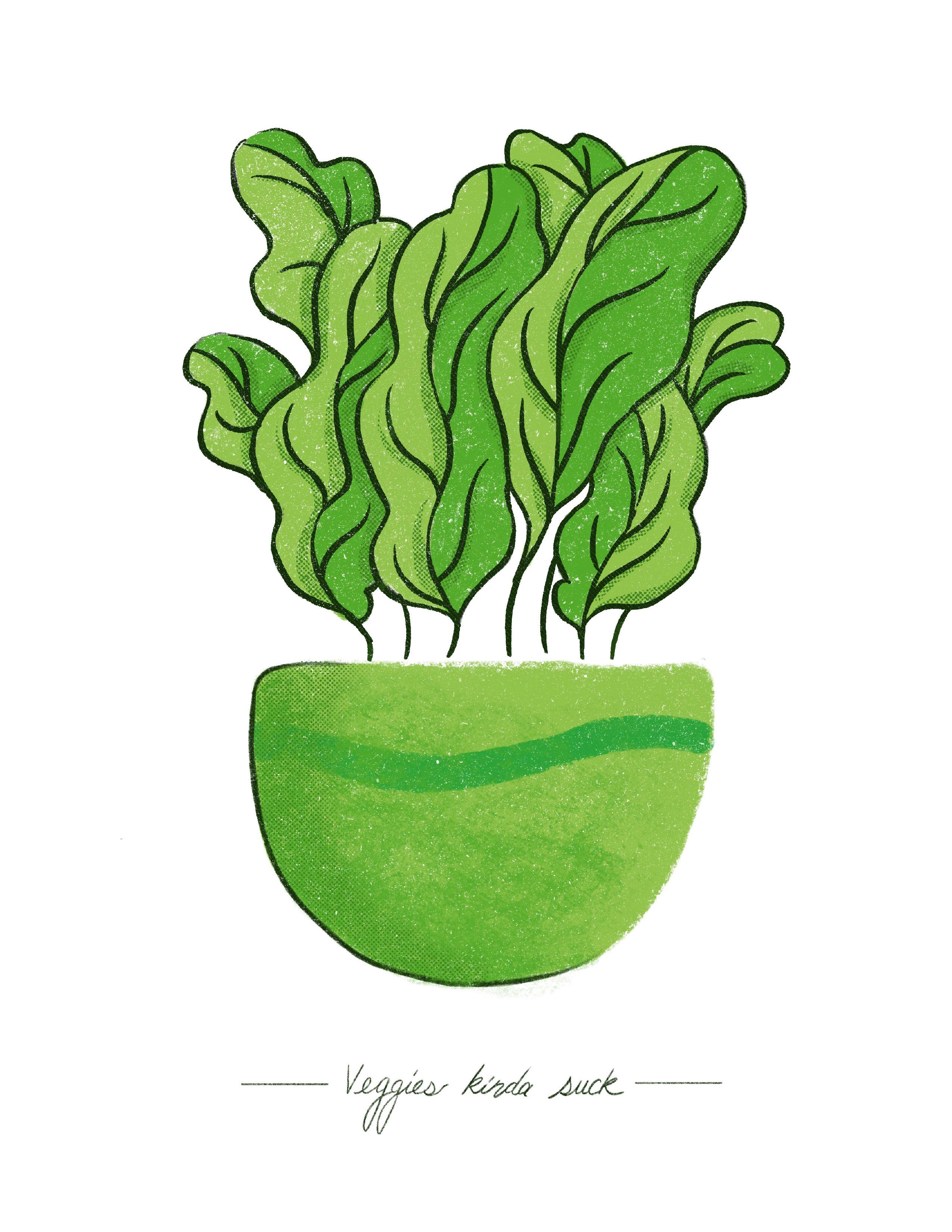 veggiessuck